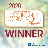 News - ABA Community Commitment Award